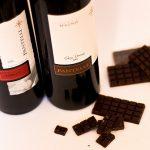 Vino y chocolate, la alianza perfecta del amor