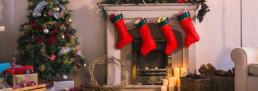 Disfrutar la Navidad en casa