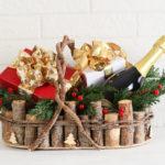¿Cuántas tipologías de cestas de navidad existen?