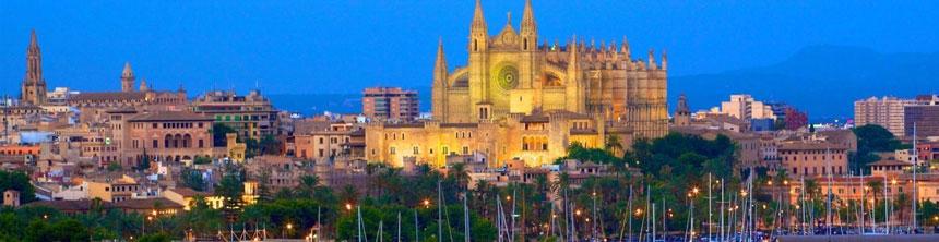 Cestas de Navidad a domicilio en Baleares