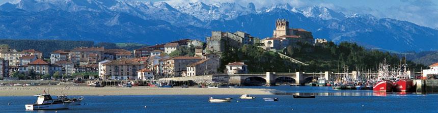 Cestas de Navidad a domicilio en Cantabria