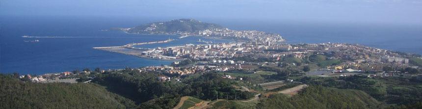 Cestas de Navidad a domicilio en Ceuta