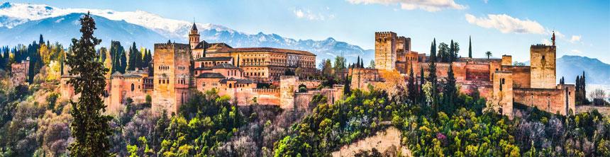 Cestas de Navidad a domicilio en Granada