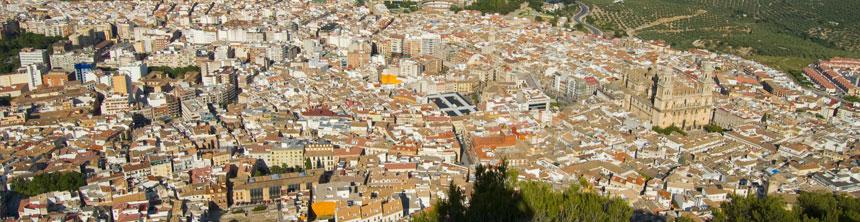 Cestas de Navidad a domicilio en Jaén