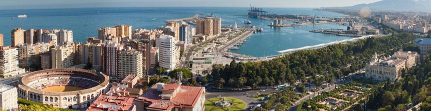 Cestas de Navidad a domicilio en Málaga