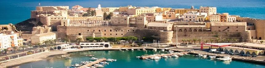Cestas de Navidad a domicilio en Melilla
