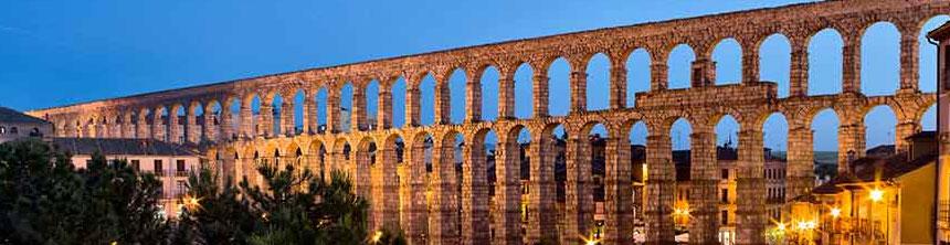 Cestas de Navidad a domicilio en Segovia