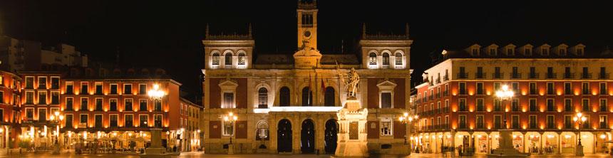 Cestas de Navidad a domicilio en Valladolid