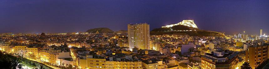 Cestas de Navidad a domicilio en Alicante