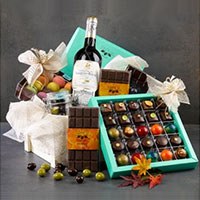 Lotes de Chocolates con Vino