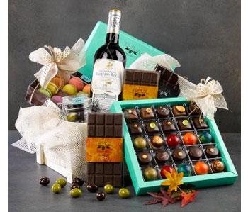 Qué son las Cestas de chocolates