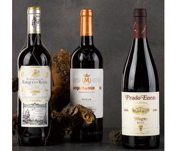 Qué son los Estuches de vinos