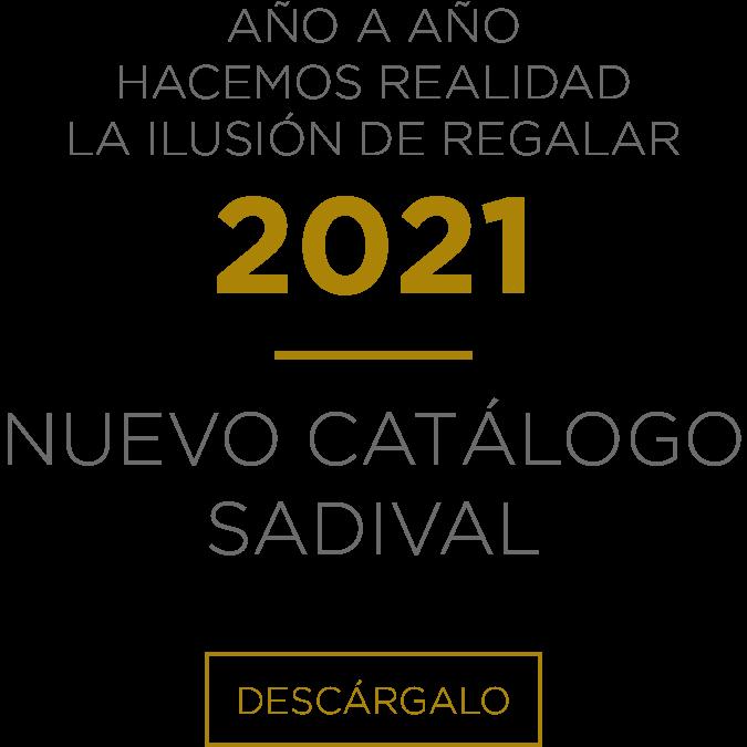 NUEVO CATÁLOGO SADIVAL